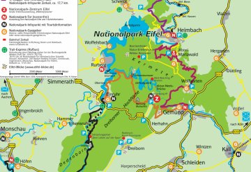 Wildnis Trail Nationalpark Eifel