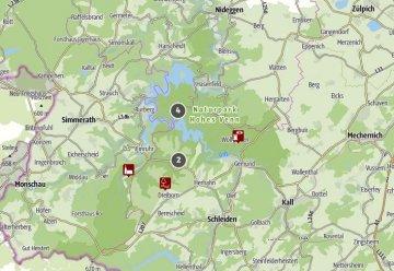 Nationalpark Eifel Karte.Mehr Infos Nationalpark Eifel